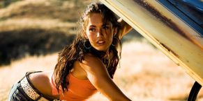 How Megan Fox Was Able To Shed Her Sexy Transformers Image For Her New Movie