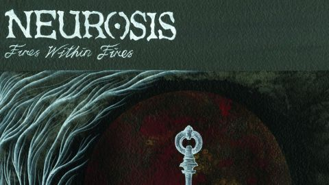 Neurosis, 'Fires Within Fires' album cover