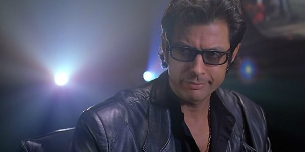 Ian Malcolm Jurassic Park Jeff Goldblum