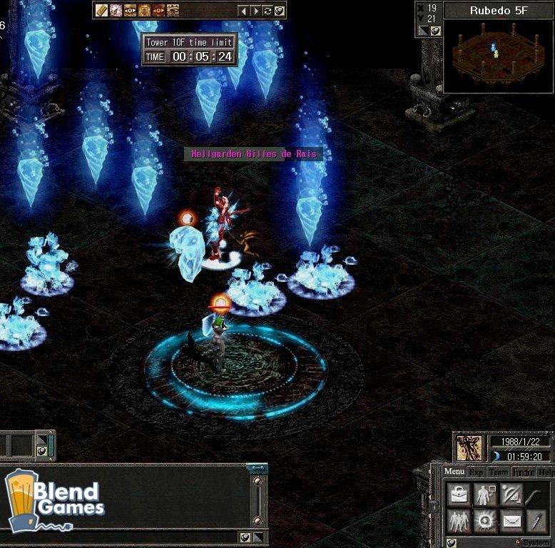 DarkEden New Dungeons And Screenshots #4651