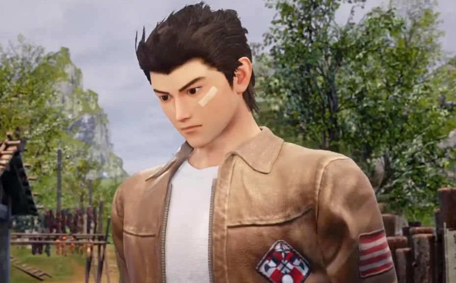 Shenmue 3's launch trailer is equal parts wistful and grandiose