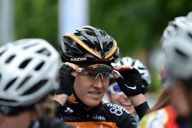 Photo: Olympic champion Dani King tells BBC Breakfast that she is back in good shape physically and how her Wiggle-Honda teammates are supporting her recovery .