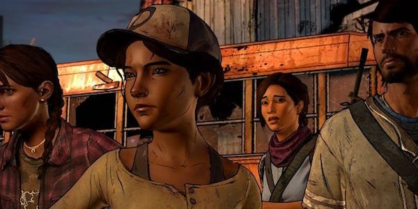 Clementine in The Walking Dead Season 3