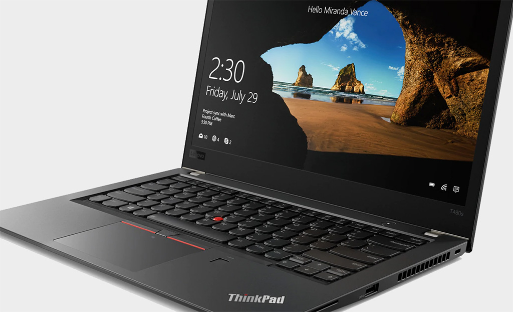 A Windows 10 update is crashing a bunch of Lenovo ThinkPad laptops
