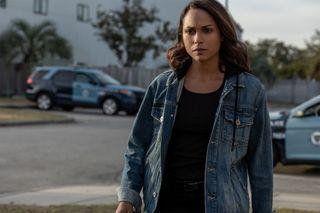 Monica Raymund in 'Hightown'