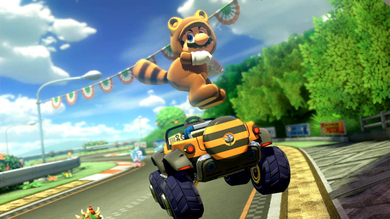 Mario Kart 8 DLC Will Bring Back Yoshi Circuit #32100