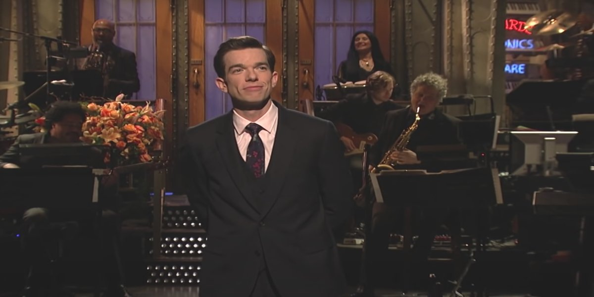 John Mulaney on SNL Stories From The Show