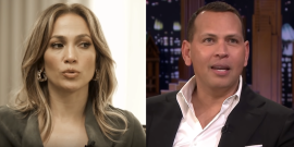 A-Rod Continues Run Of Popping Up In JLo's Life Thanks To Birthday Post