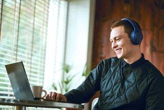 Sony WH-XB900N Wireless Noise-Canceling Headphones