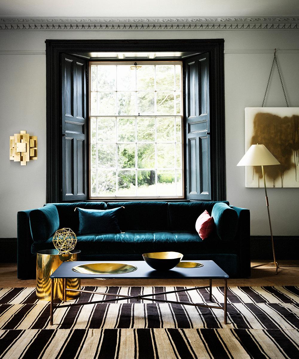 LIVING ROOM IDEAS - cover
