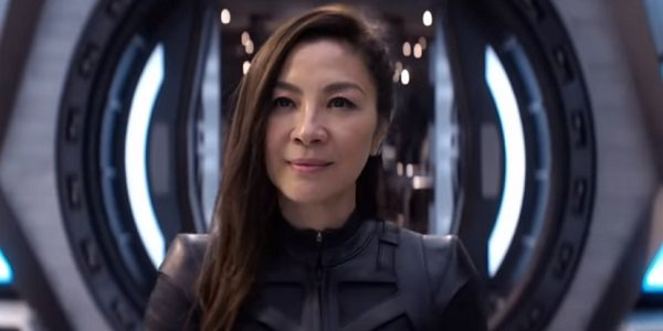 Philippa Georgiou Michelle Yeoh Star Trek: Discovery CBS All Access