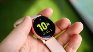 promo Samsung Galaxy Watch Active 2