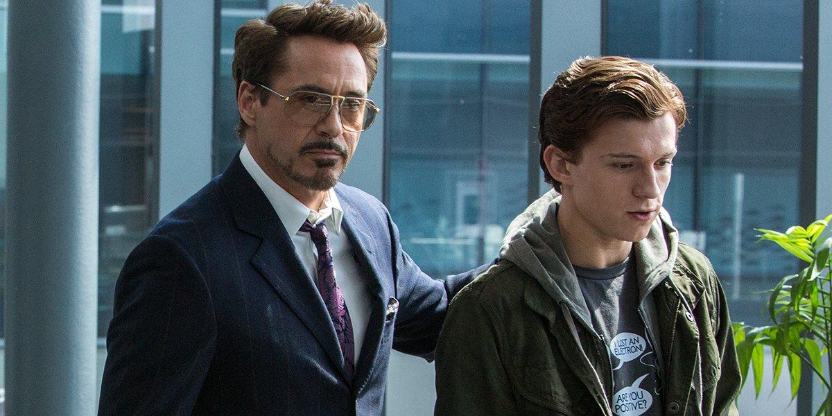 Роберт Дауни-младший объясняет, почему Том Холланд был правильным актером, чтобы сыграть Человека-паука