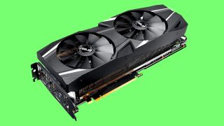 Asus Dual GeForce RTX 2080 OC Edition
