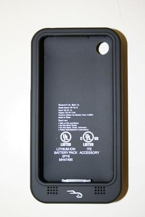 Rocketfish iPhone Battery Case Recall