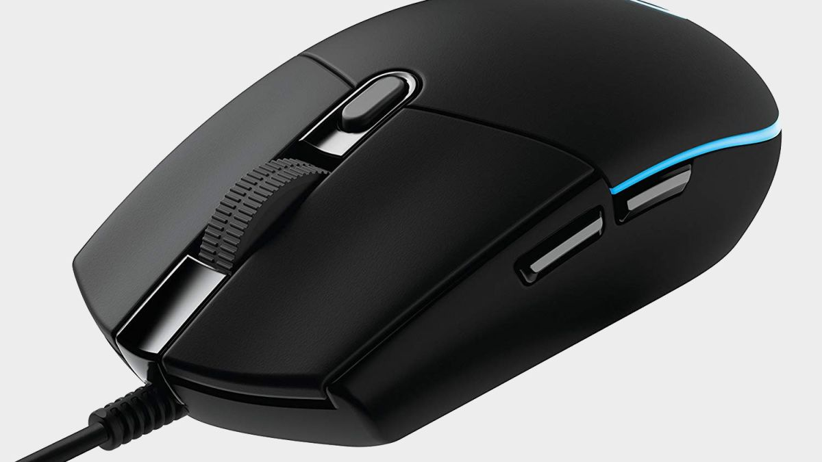 Grab the Logitech G203 Prodigy mouse for just $19