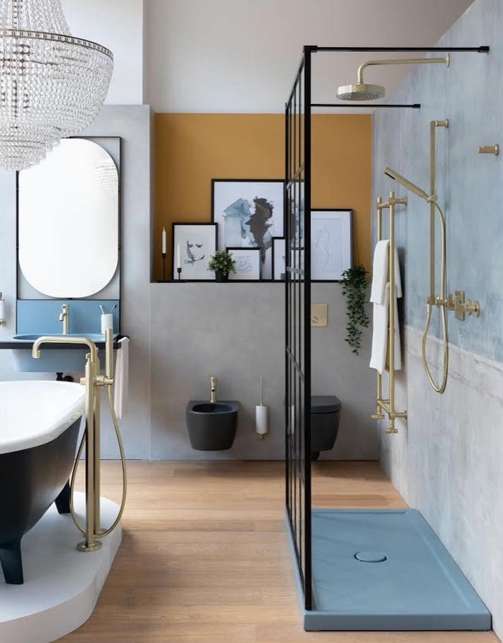Bathroom Art Ideas Create A Brighter, Artwork For Bathrooms