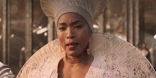 Angela Bassett in Black Panther