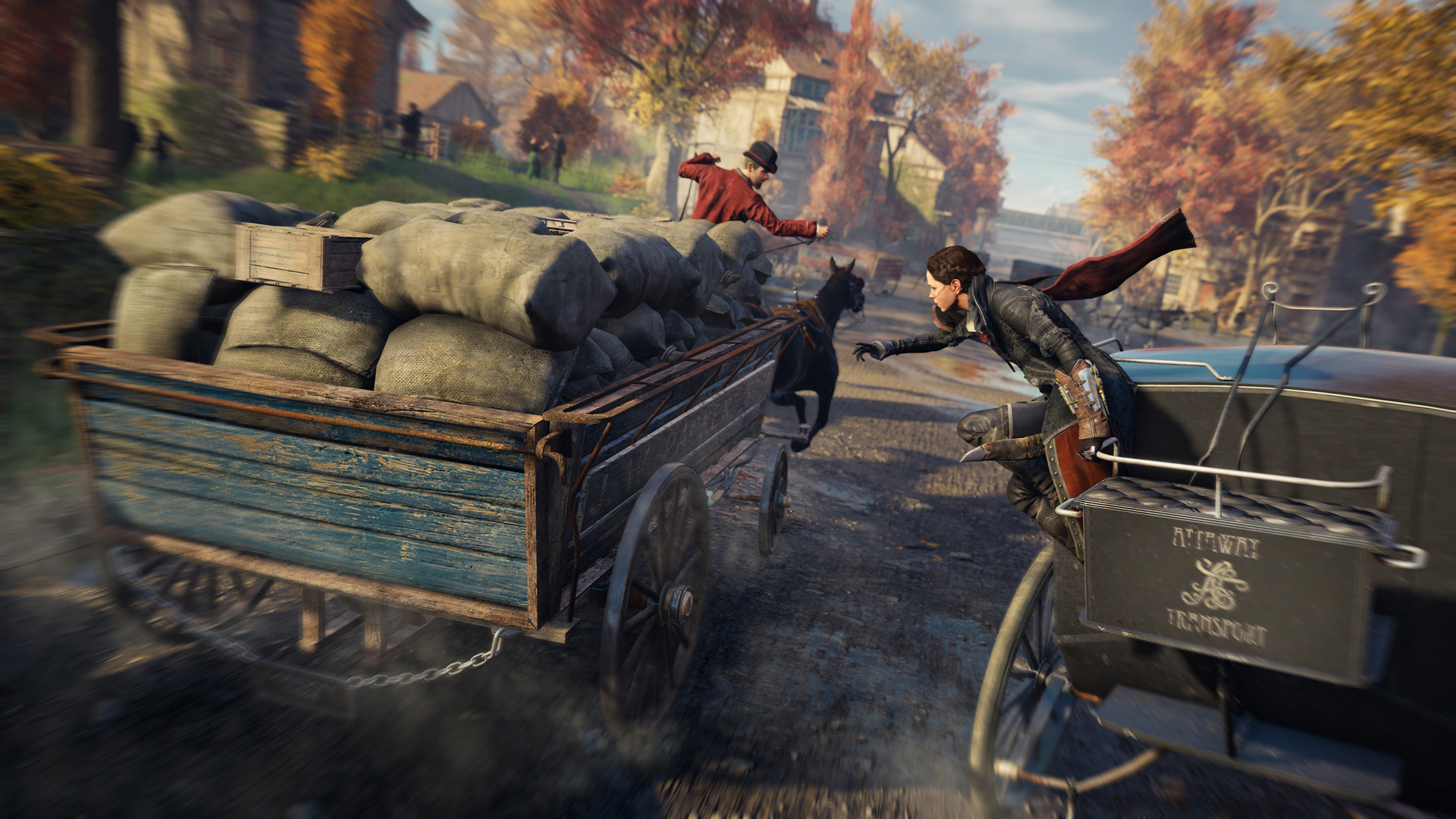 Assassin S Creed Syndicate Everything You Need To Know Tom S Guide