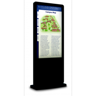 Crimson AV Showcases New Kiosk and Mounts at DSE 2018
