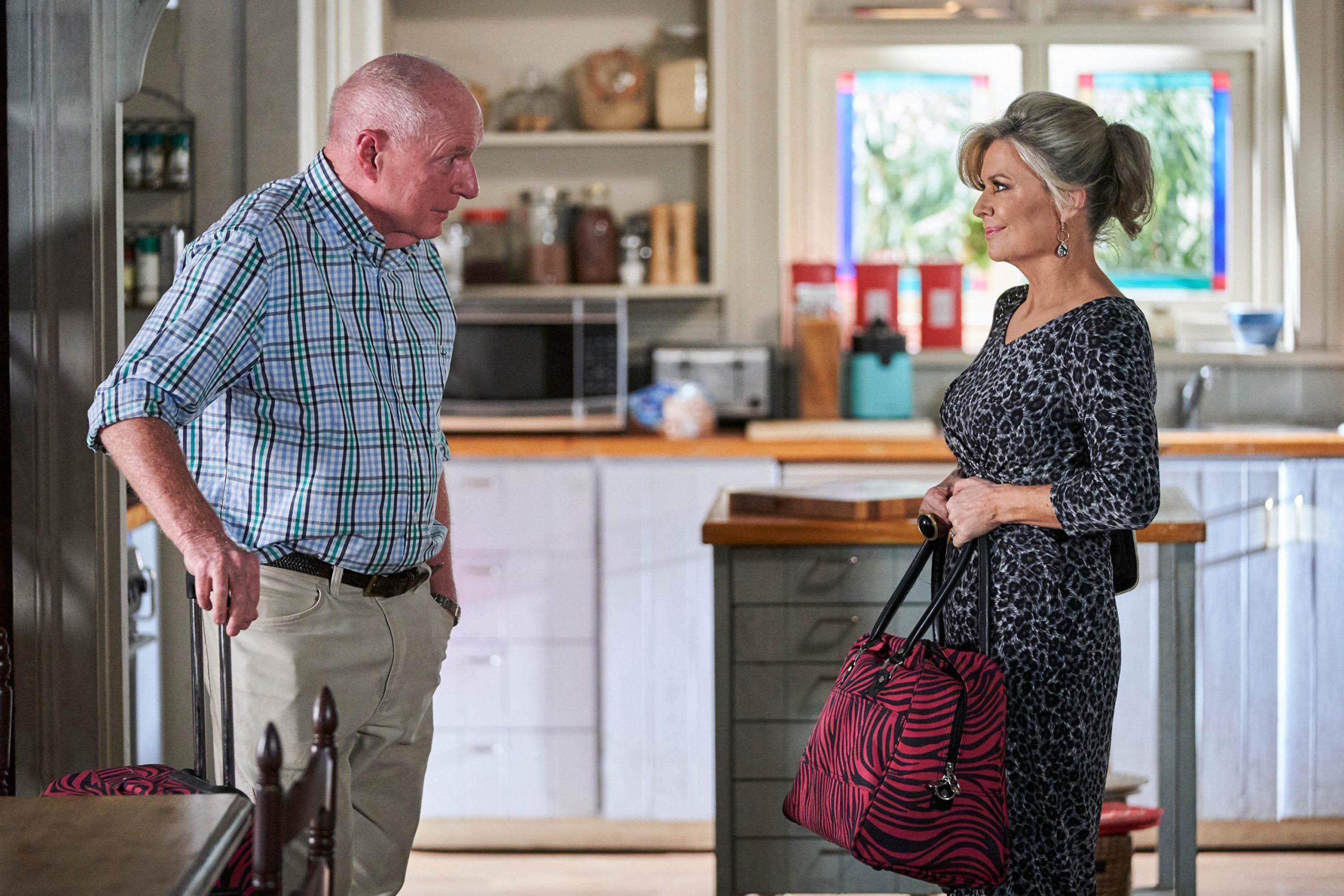En casa y fuera, Alf Stewart, Marilyn Chambers