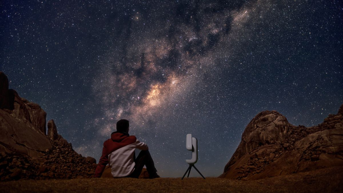 Vespera, a sensible telescope to make astrophotography simpler, nabs CES 2021 Innovation Award