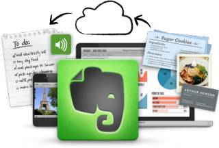 Tips on getting started with Evernote