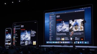 iPhone apps on Mac
