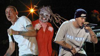 Linkin Park, Slipknot and Eminem