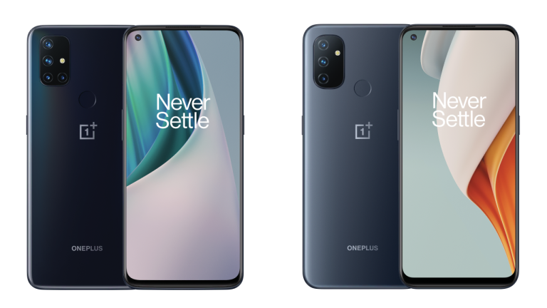 OnePlus Nord N10 5G and OnePlus Nord S100