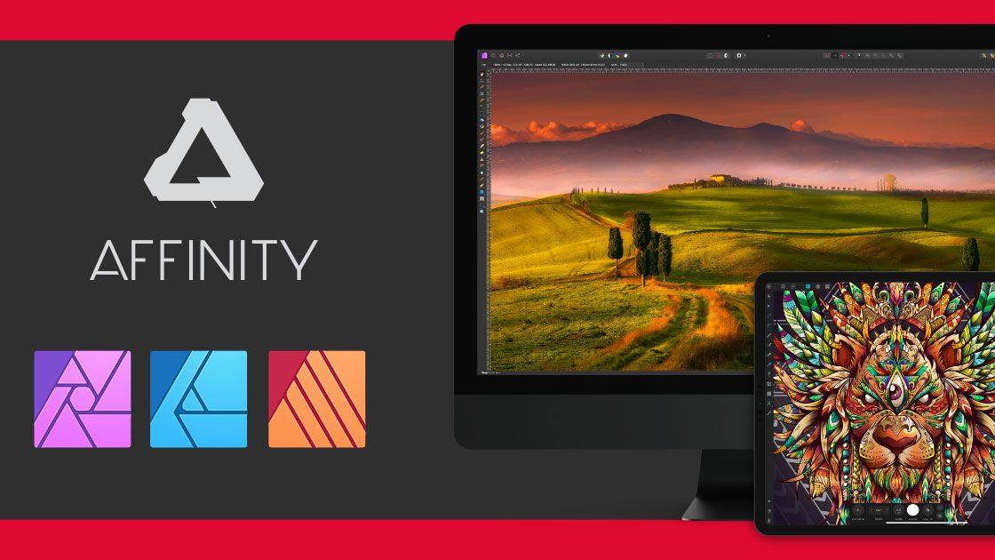 Affinity Black Friday discount – save 30% on everything!