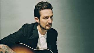 A press shot of Frank Turner