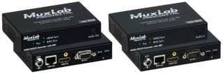 MuxLab Releases HDMI/RS232 Extender Kit