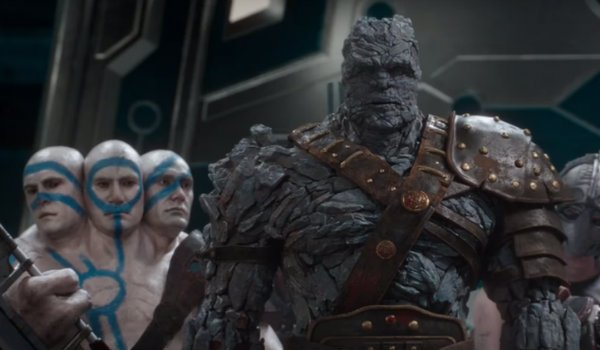 Thor Ragnarok Korg Taika Waititi
