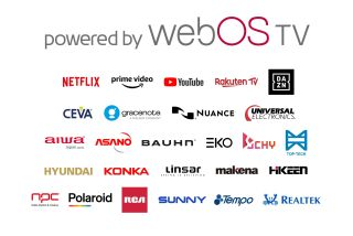 LG is licensing its webOS platform to other TV manufacturers