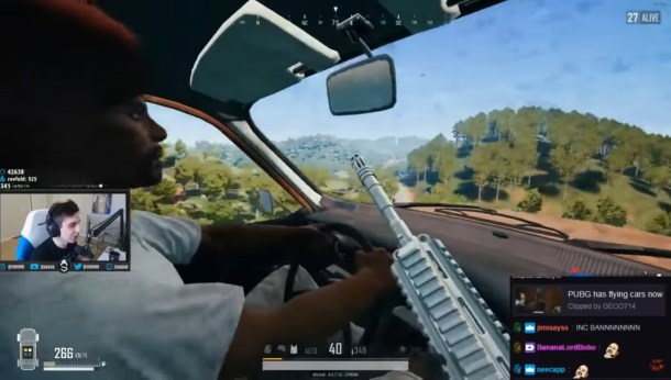 Popular streamer Shroud gets banned for playing PUBG with a