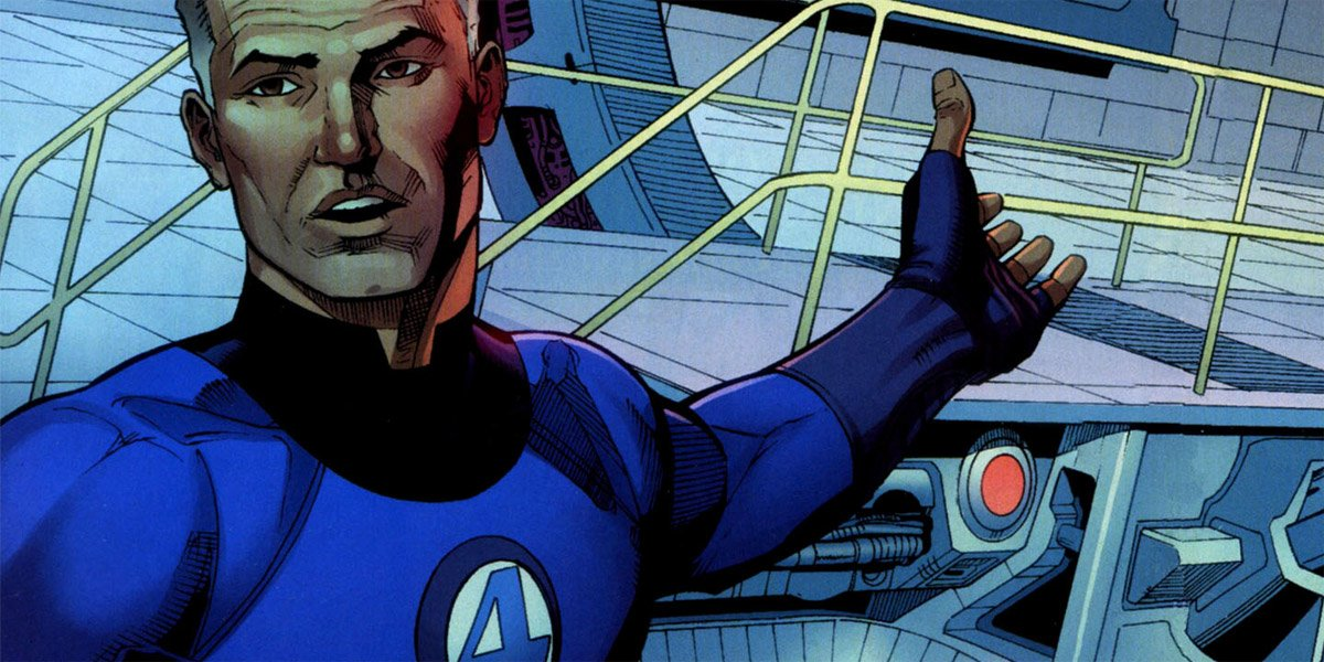 Fantastic 4's Reed Richards Wandavision comics