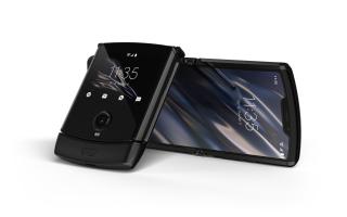 Motorola's new Razr with fully foldable OLED display