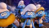 Watch A Little Girl Drop An F-Bomb Because She's Excited About The Smurfs
