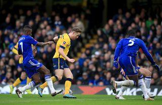 Chelsea v Scunthorpe United – Emirates FA Cup – Third Round – Stamford Bridge