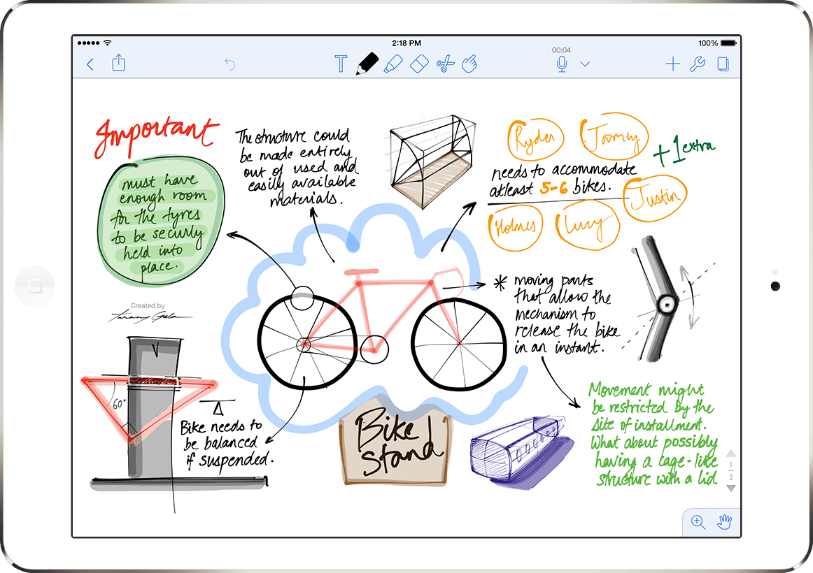 20 best iPad Pro apps for use with Apple Pencil | Creative Bloq
