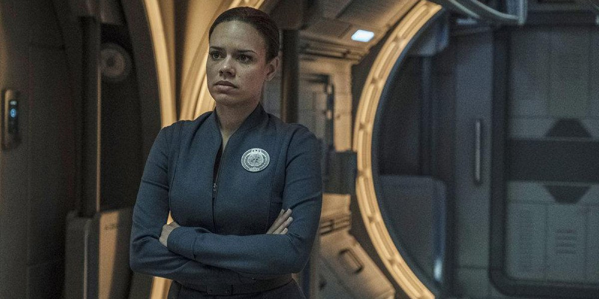 Genelle Williams on The Expanse