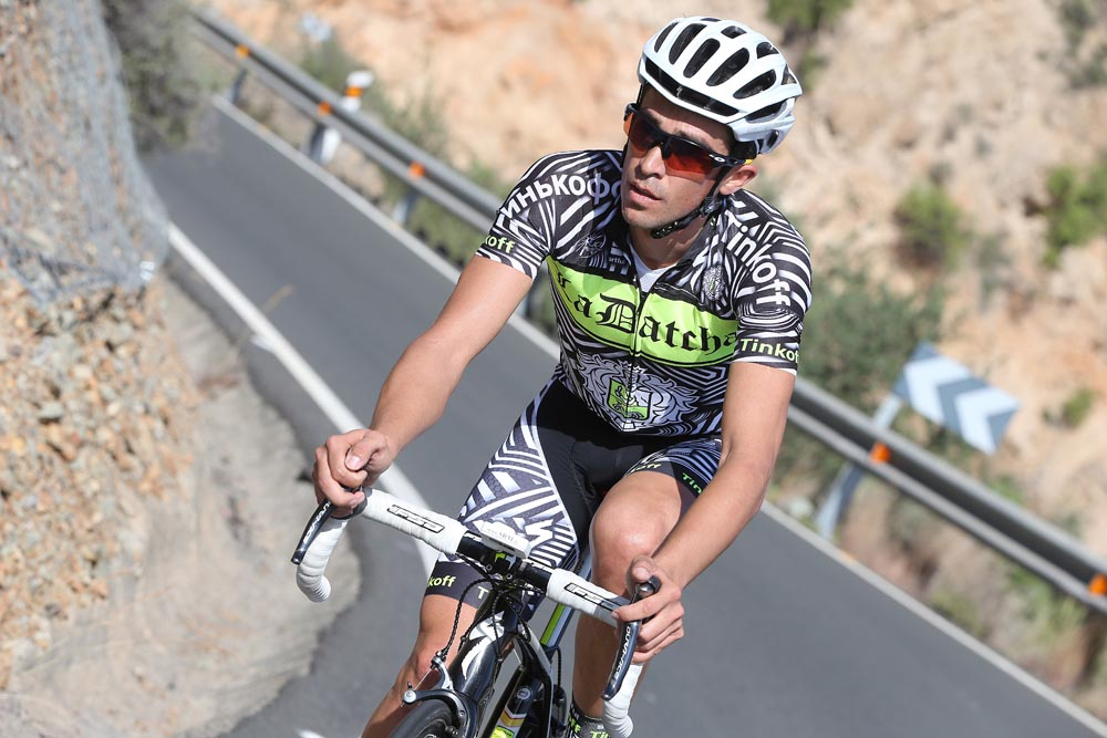 Peter Sagan and Alberto Contador join Tinkoff at training camp ... e9def7bc6