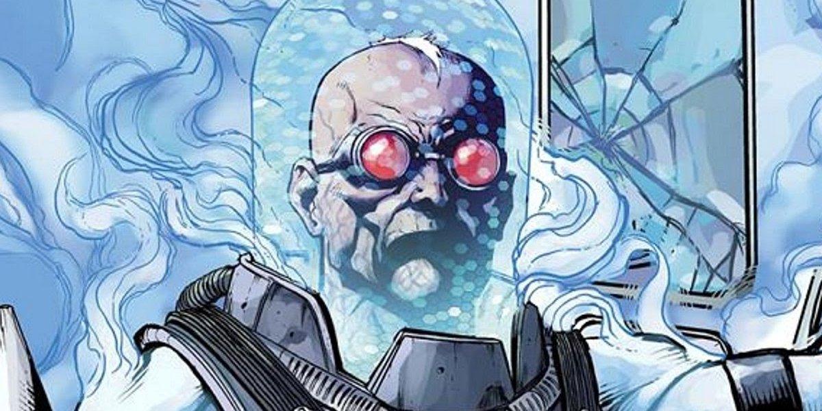 Batman coldest enemy, Mr. Freeze