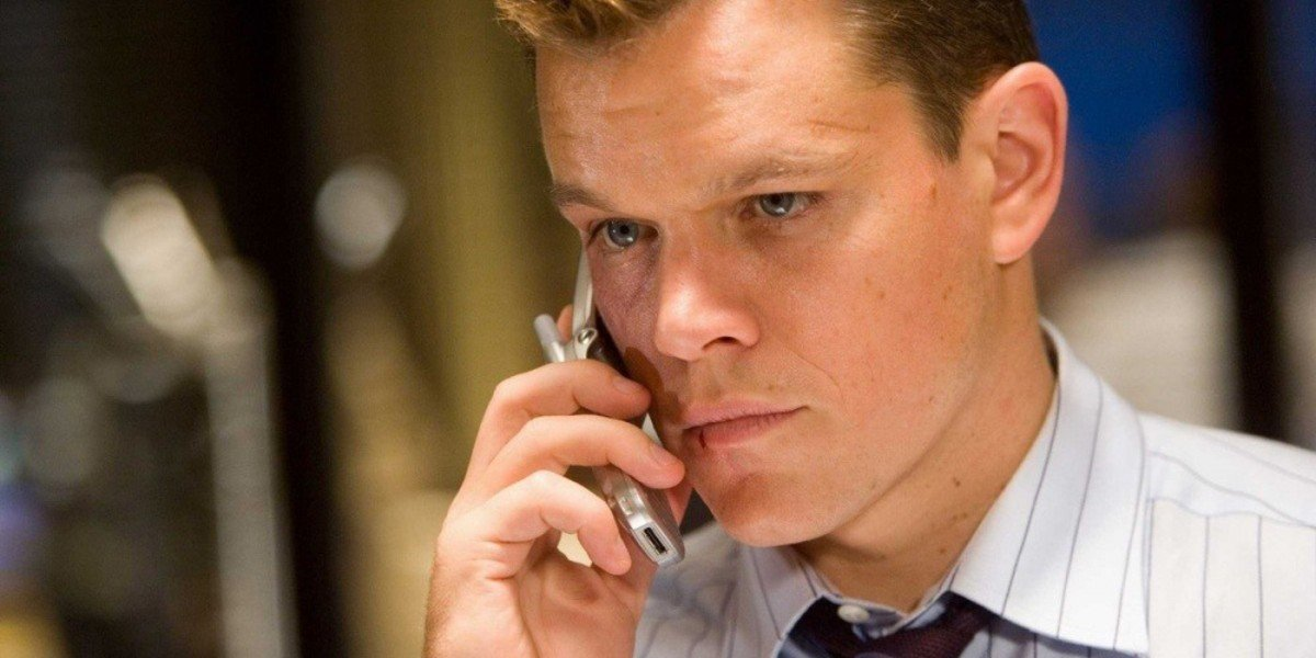 Matt Damon - The Departed