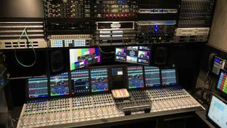 Mobile TV Group's 47 FLEX OB truck