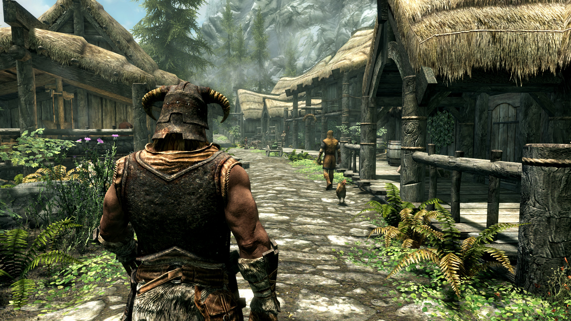 How Skyrim Special Edition works (and doesn't) with your existing