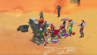 it s been quite a couple of days for fortnite fans last week a captured scene from a match of battle royale went viral showing streamer muselk attempting - fortnite muselk new