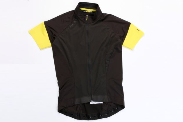 Mavic Cosmic Pro jersey review - Cycling Weekly bbe7a3d43