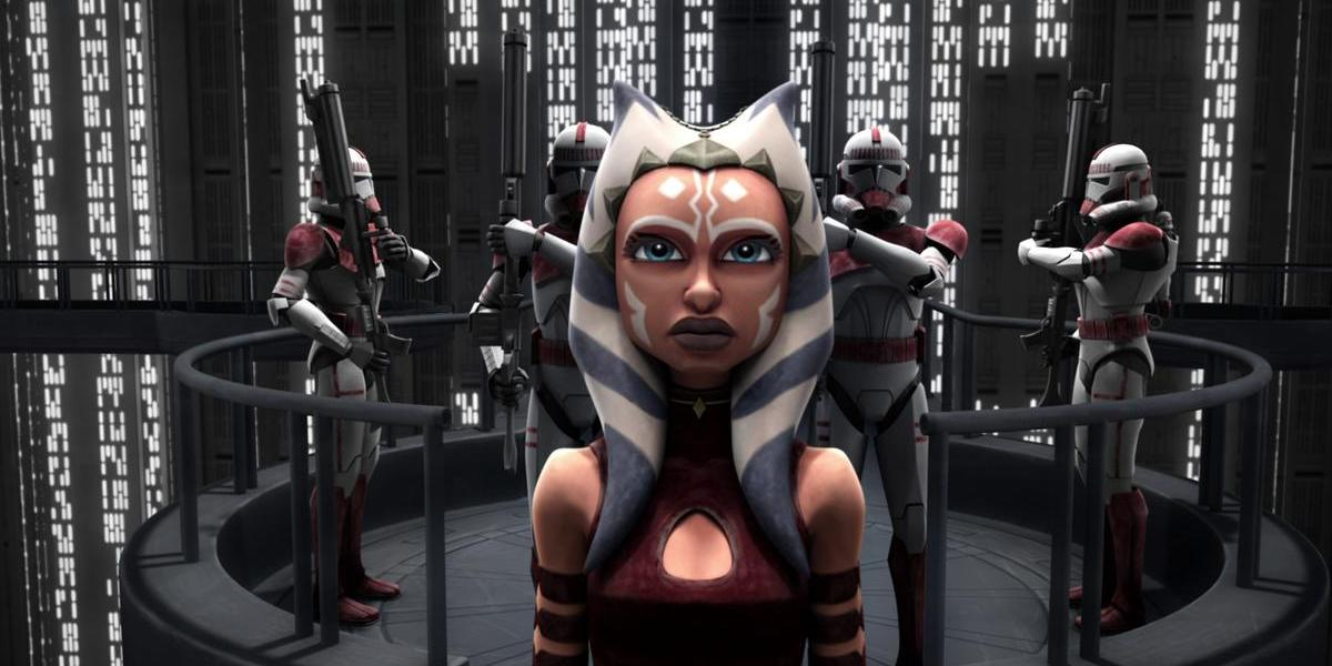 star wars the clone wars ahsoka
